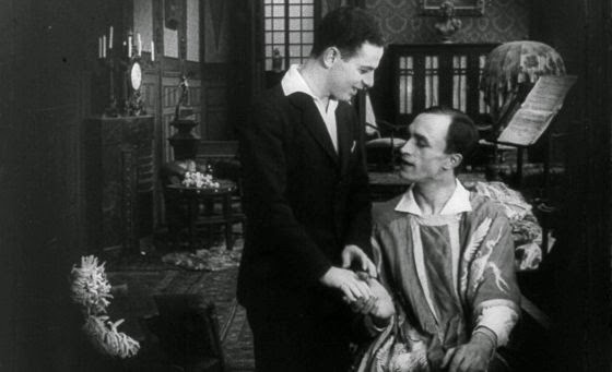 Diferente dos Outros (Richard Oswald - 1919): primeiro filme gay.